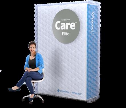 Milestone Care Elite package