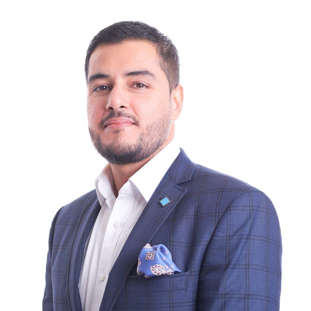 Photo of Haider Muhammed