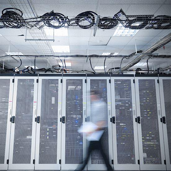 servers XProtect VMS
