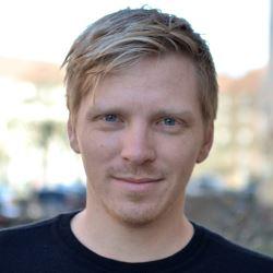 Photo of Henrik Brink - Juror